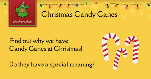 Christmas Candy Canes on whychristmas?com