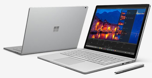 Surface Book and Surface Pro 4 get graphics driver update - Software - News - HEXUS.net