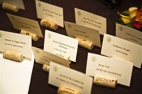 Cork Screw name card holders   Wedding Ideas   Pinterest