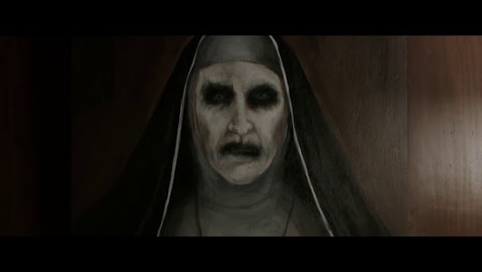 'The Nun' Has a Monster Weeked