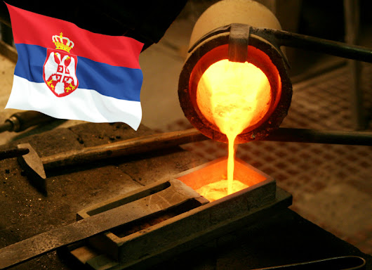 Serbia, a place where man discovered metal? - Serbia.com