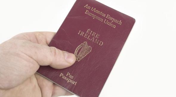 Irish Nationalty