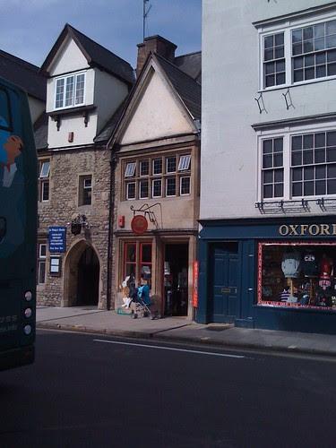 Oxford, Salisbury, Wales, Isle of Wight