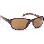 Coyote Eyewear BP-14 +2.00 Polarized Reader Premium Sunglasses, Tortoise & Brown by VM Express