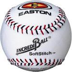 Easton Incrediball Softstitch Baseball (Dozen)