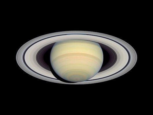 The Orbit of Saturn. How Long is a Year on Saturn? - Universe Today