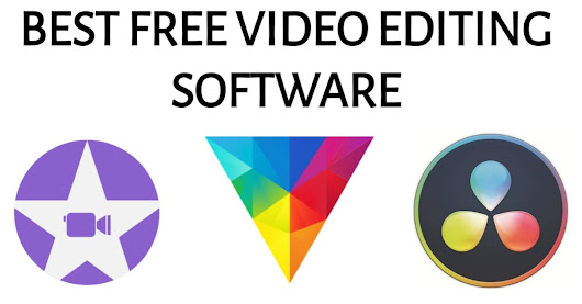 10 Best Free Video Editing Software In 2018