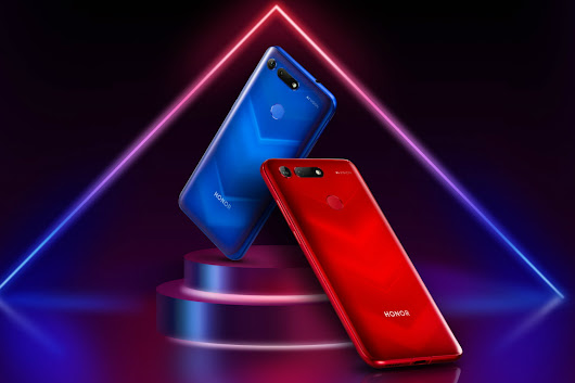 Huawei's Honor View 20 Smartphone Comes With a 48-Megapixel Rear Camera