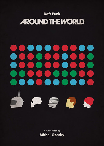 aroundtheworld_daftpunk_federico_mancosu_minimalist_movie_poster