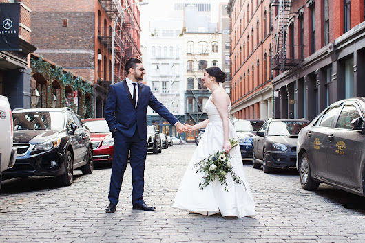 Housing Works Wedding, Soho NYC | Shai and Deep
