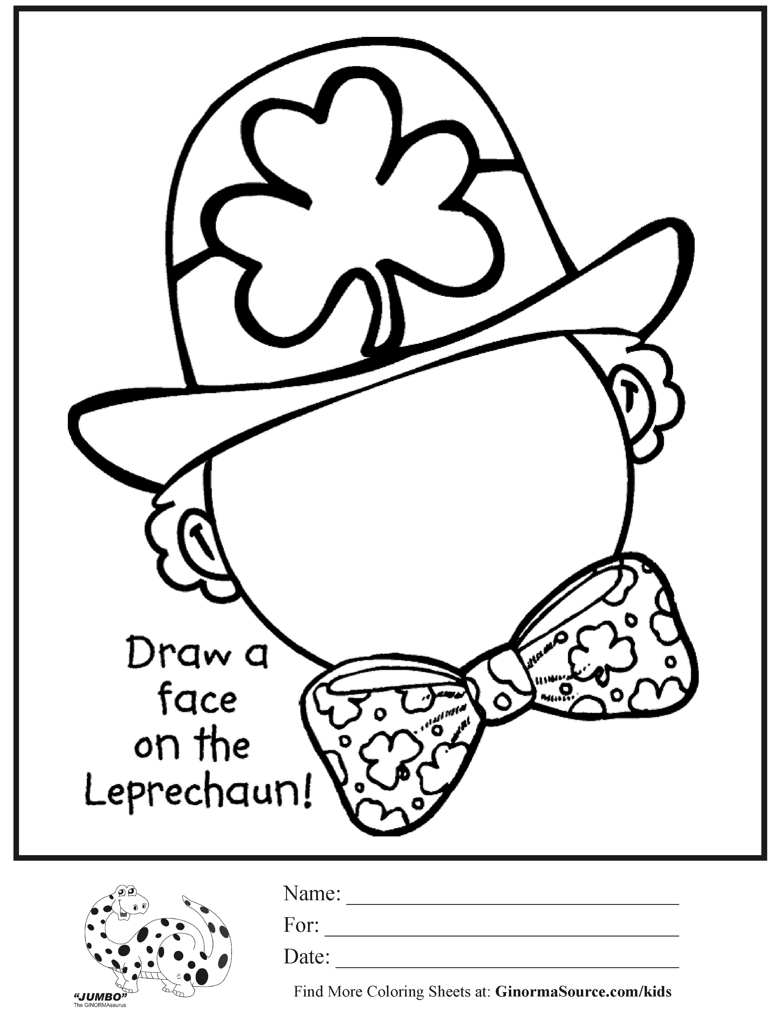 33 St Patrick S Day Coloring Pages Free Printable Coloring Pages