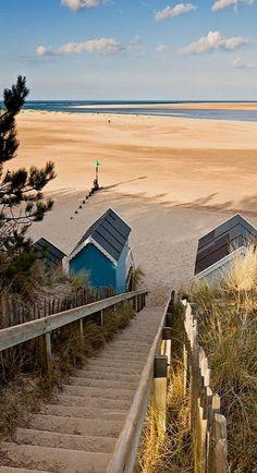 ~Down to the Beach.. Wells, Norfolk, UK~