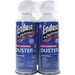 Endust Air duster - pack of 2