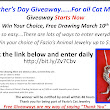 Cat Jewelry Giveaway