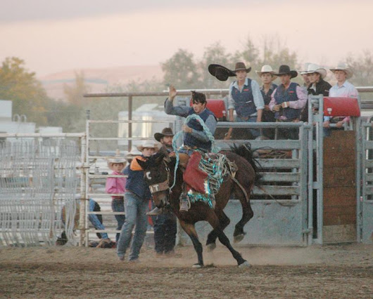 TVCC men's rodeo takes 3rd