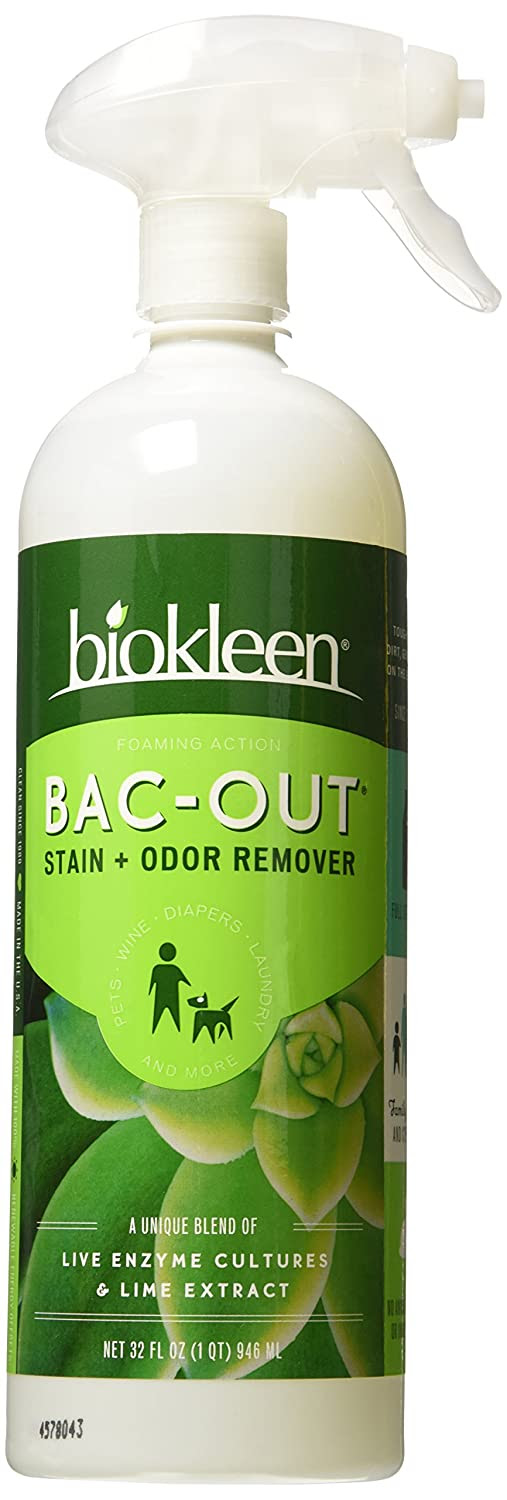Amazon.com: Biokleen Bac-Out w/Foaming Action Sprayer 32 oz ...
