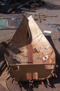Tortured plywood kayak plans Guide ~ Bill ship