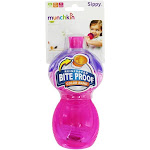 Munchkin Inc. Reinforced Bite Proof Sippy Cup 9 Months 9 oz.
