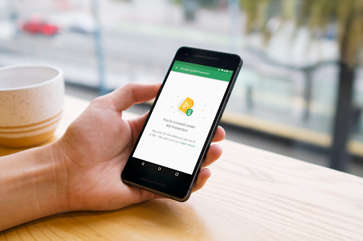 Bill Protection on Project Fi: data when you need it, and savings when you don't