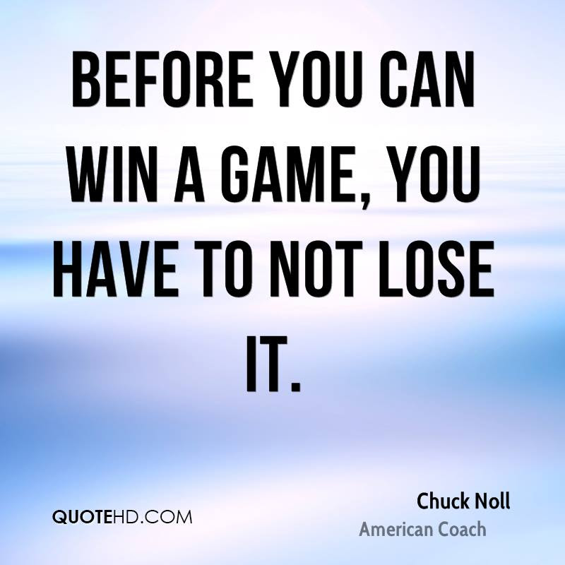 Chuck Noll Quotes Quotehd