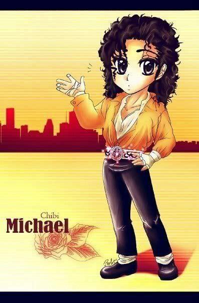 chibi michael
