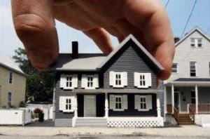 Hand Grabbing House BH