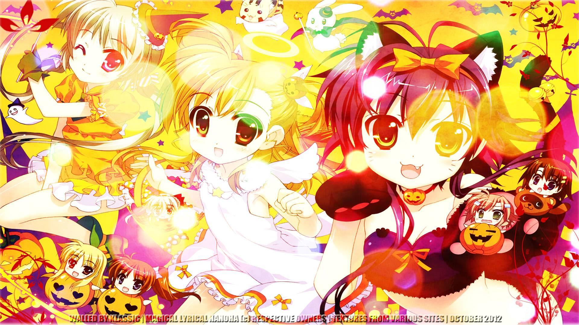 Anime Chibi Wallpapers - Wallpaper Cave