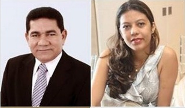 Alan Linhares cai; Fernanda Gonçalo sobe ainda mais