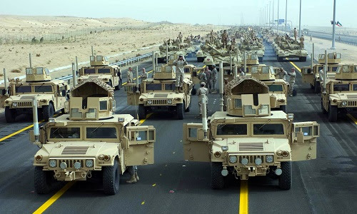 5 Really Cool U.S. Military Vehicles You Wish You Could Drive - MilitarySpot.com