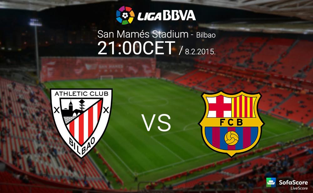 Athletic Bilbao vs FC Barcelona match preview: Liga BBVA ...