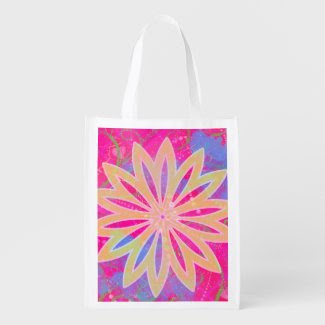 Bolsa reutilizable - Abstract005 Bolsa Reutilizable