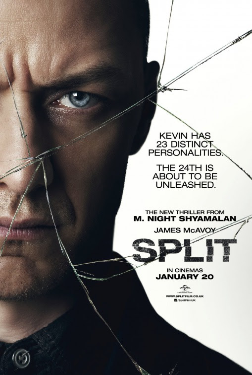 SPLIT (2017) Just Might Leave You That Way