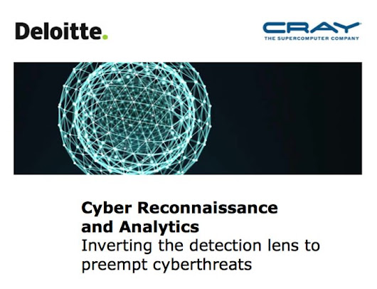 Cray Teams With Deloitte to Combat Cybercrime - insideHPC
