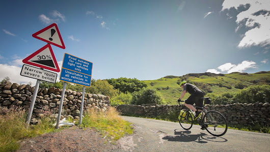 The Fred Whitton Challenge | Alastair Humphreys