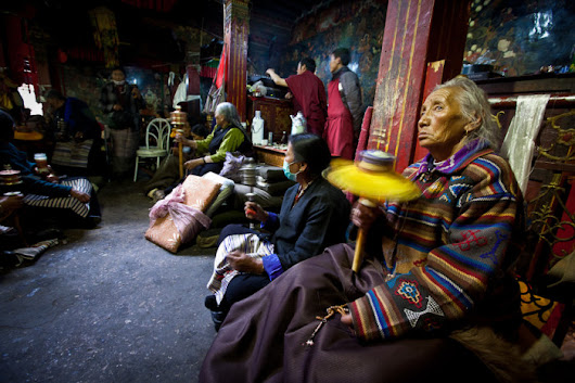 Matt Brandon Talks Tibet | Brian Hirschy Photography