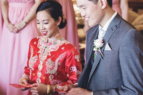 A Chinese Ceremony and Street Food Party Wedding at