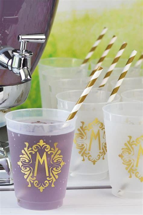 25  best ideas about Wedding cups on Pinterest   Custom