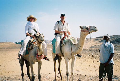 Camel Riders by karlakp