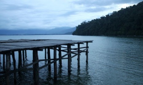 info proyek, proyek 2014, pembangunan, danau buatan, banten
