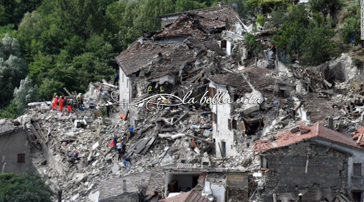 Devastating Earthquake in Amatrice, Italy: How You Can Help - La Bella Vita Cucina