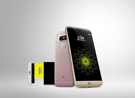 LG to launch 2016 Flagship G5 in India, in next quarter - EarthAndroid