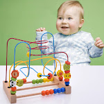 Activity Beaded Labyrinth Multi-functional Education Children's Intelligence Toy
