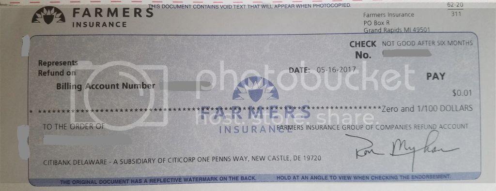 Ever been dissapointed to get a refund check from your ...