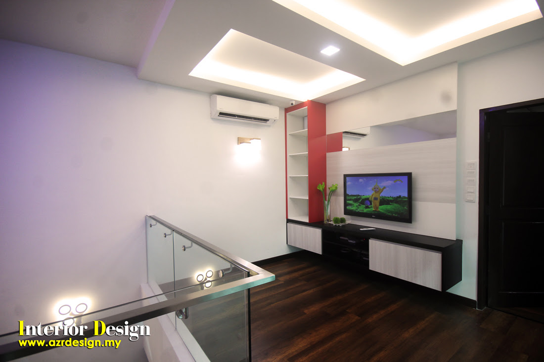 Terrace Puncak Alam AZR Design Solution