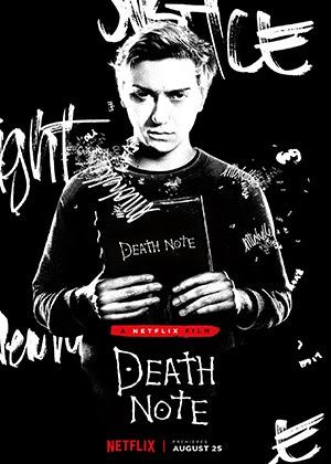 Death Note (2017) [Live Action] [HDL] 990MB [Latino] [MEGA]