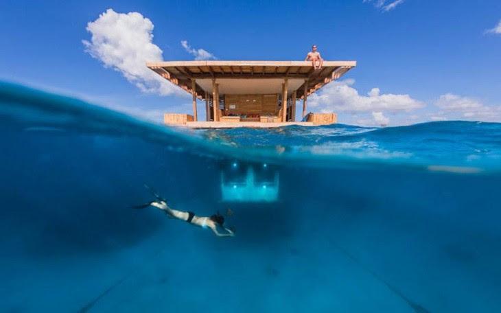manta resort tanzania
