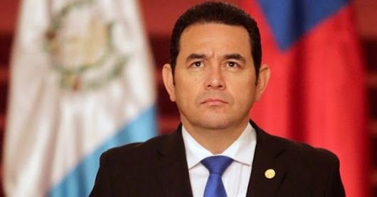 A Coup in Guatemala is the Real Emergency