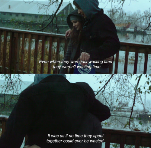 Love Relationship Movie Quote If I Stay Chloe Grace Moretz Jamie