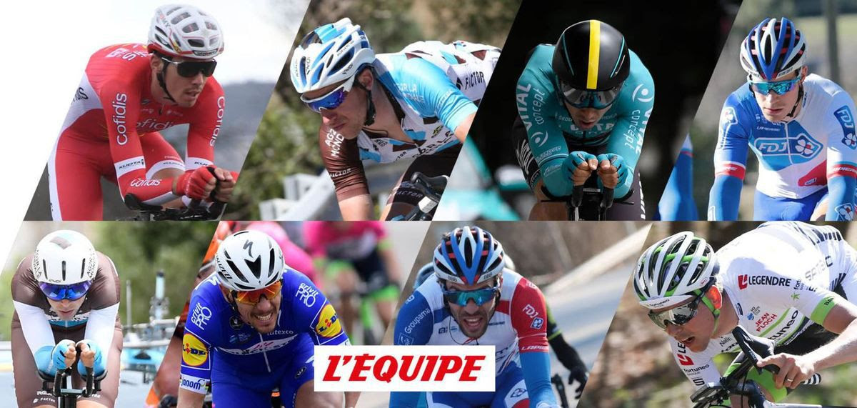 Cyclisme Létoile De Bessèges Et Le Tour De La Provence