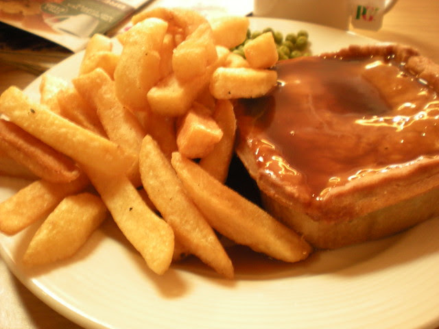 Steak Pie and Chips mmmmmmmmmm | Explore Susan.Jordan's ...